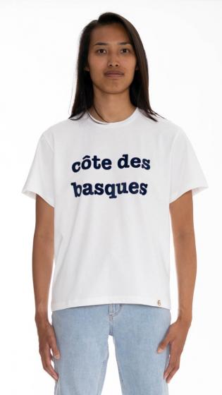 T-shirt Côte des Basques