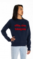 Sweatshirt Côte des Basques