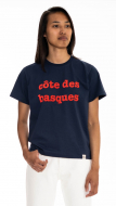 T-shirt Côte des Basques