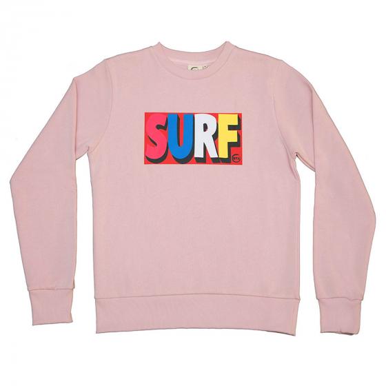 SWEAT SURF ROSE FEMME