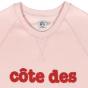 Sweat CDB rose femme