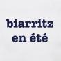 Sac Biarritz en été naturel
