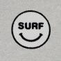 Sweat Happy Surf gris homme