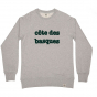 SWEAT CDB-GRIS HOMME