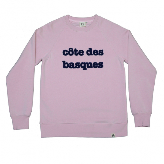 SWEATSHIRT ROSE CDB HOMME