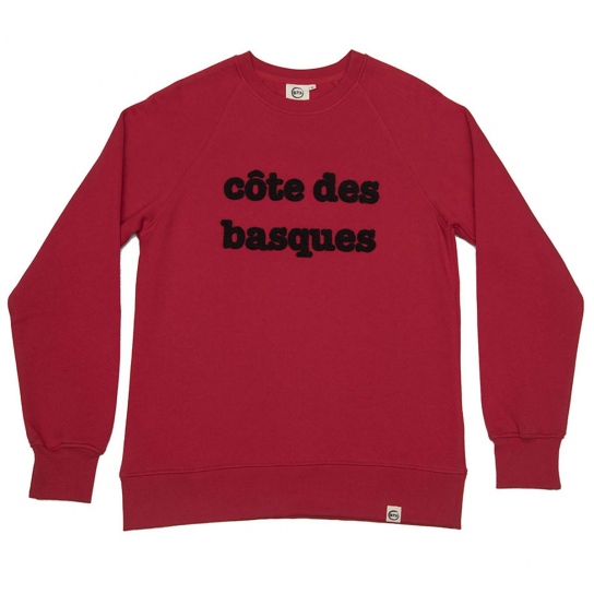 SWEAT CDB-ROUGE HOMME