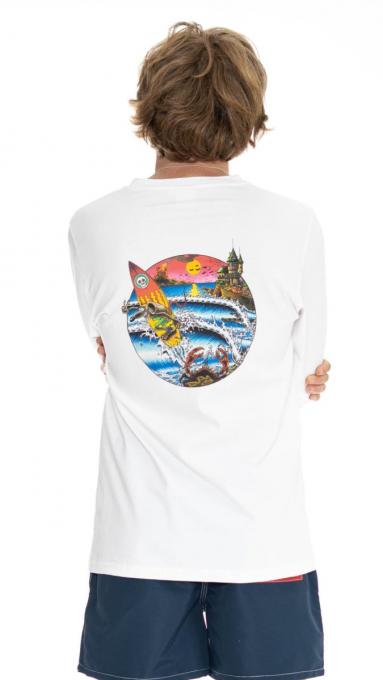 T-shirt manches longues Raoul le rat
