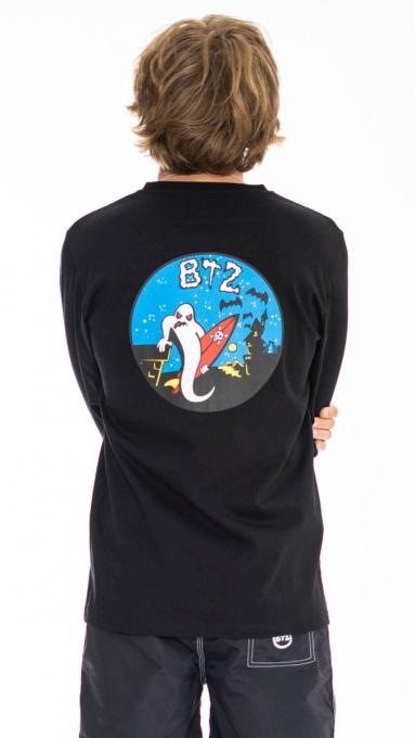 T-shirt manches longues Fantôme