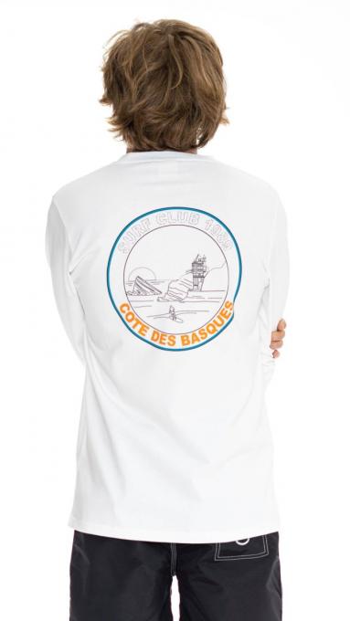 T-shirt manches longues vintage Surf Club
