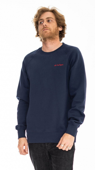 "Sweatshirt ""côte des basques"""